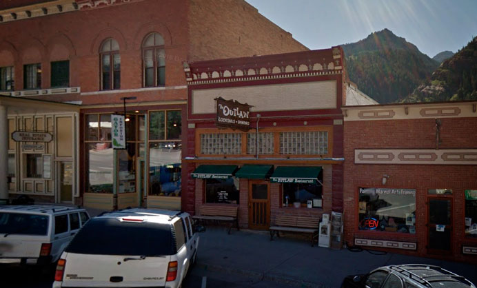 The Outlaw Restaurant in Ouray