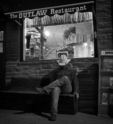 Legendary Home of John Wayne's Hat
