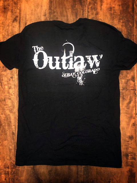 Men's original outlaw T-shirt